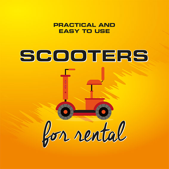 Scooters-For-Rental